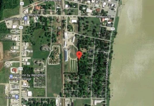 Lake Chicot- Great Location Buy Land at a Great Location- Lake Chicot