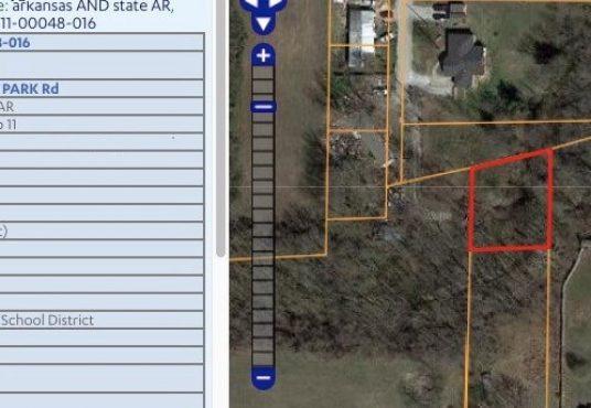 Land for Sale - Benton County Arkansas - 0.23 Acres - Gravette, Arkansas