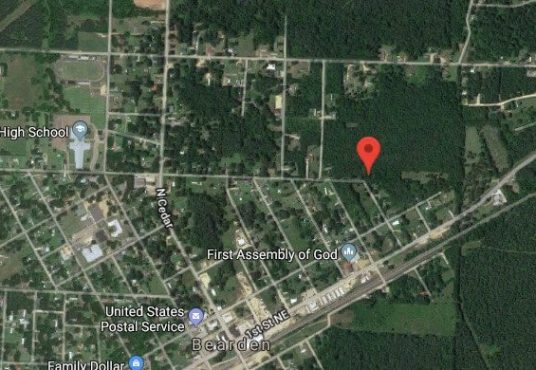 Real Estate- Vacant land for Sale by Owner. Cheap Vacant land, 1 Acre of Land, Bearden, Arkansas 71720
