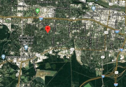 Cheap Land for Sale in Little Rock, AR